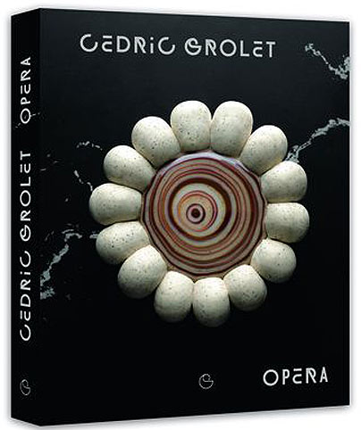 livre Cedric Grolet Opera 2019 edition limitee collection