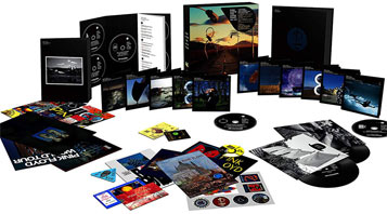 pink floyd vinyle cd box