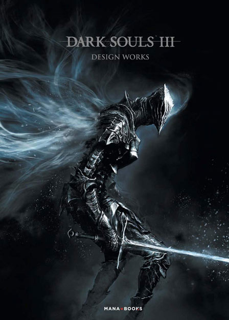 Artbook dark soul III livre collection