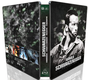 arnold steelbook collector bons plans noel 2019