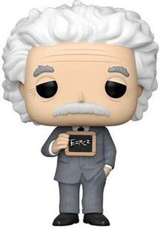 Funko pop figurine albert einstein collection 2019