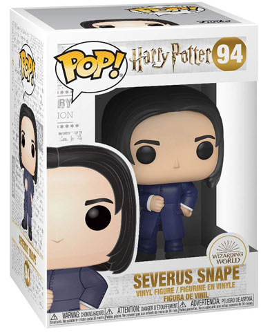 Figurine funko pop rogue severus harry potter