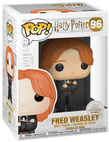 Fred wisley harry potter collection nouveaute noel 2019