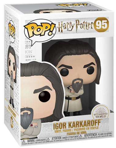 Funko igor harry potter collection nouveaute 2019 2020