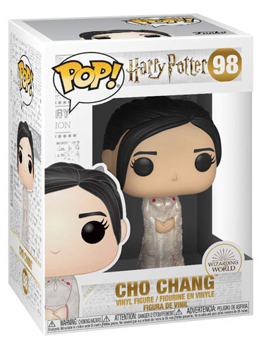 Funko pop cho chang figurine Harry potter