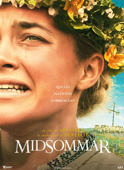 Midsommar Blu ray DVD edition collector limitee