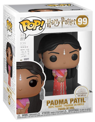 funko padma patil harry potter
