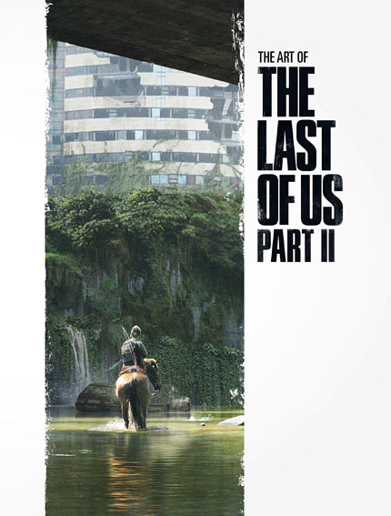 last of us part 2 artbook livre collection 2020