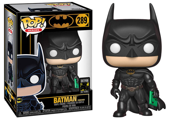 Funko pop batman 80 1995 edition collector
