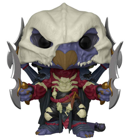 Funko pop figurine dark crystal skesis