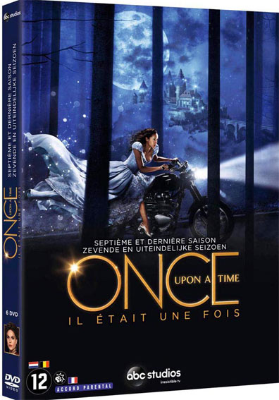 Once upon a time saison 7 coffret integrale DVD