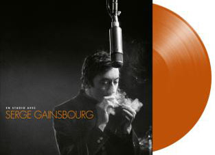 Serge Gainsbourg Vinyle Edition Limitee 2019 gainsbook