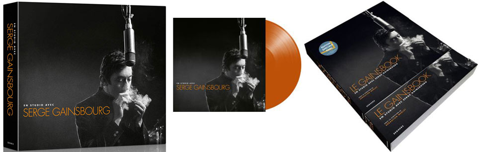 coffret gainsbourg collection
