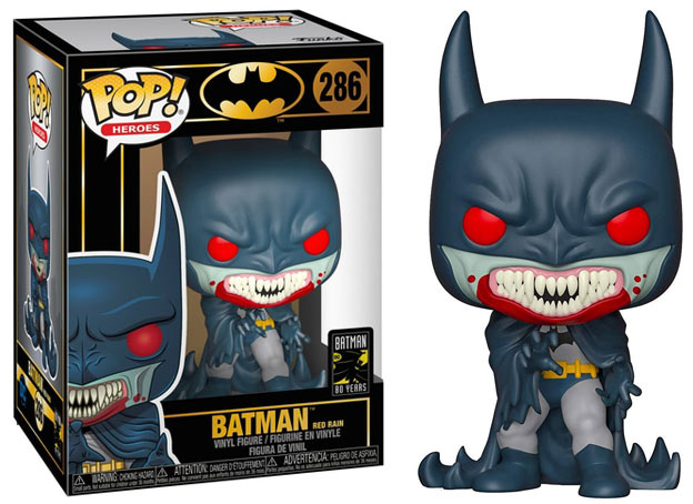 figurine funko batman 80th anniversary 80 years anniversaire
