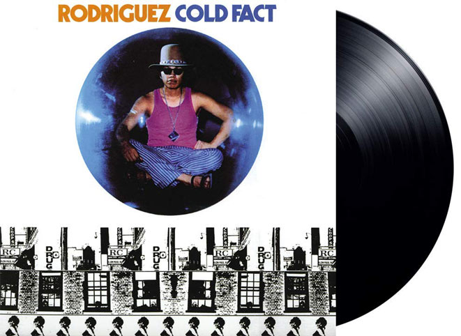 Rodriguez Cold Fact Vinyle LP collection