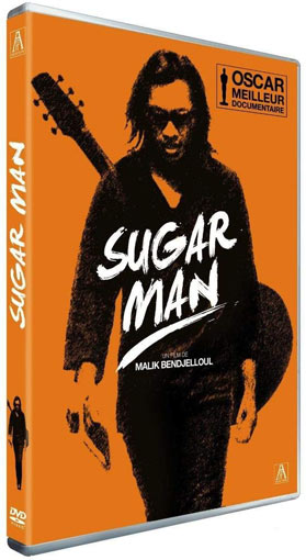 Sugar Man DVD rodriguez documentaire