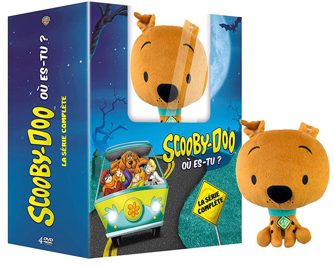 coffret integrale scooby doo edition collector DVD