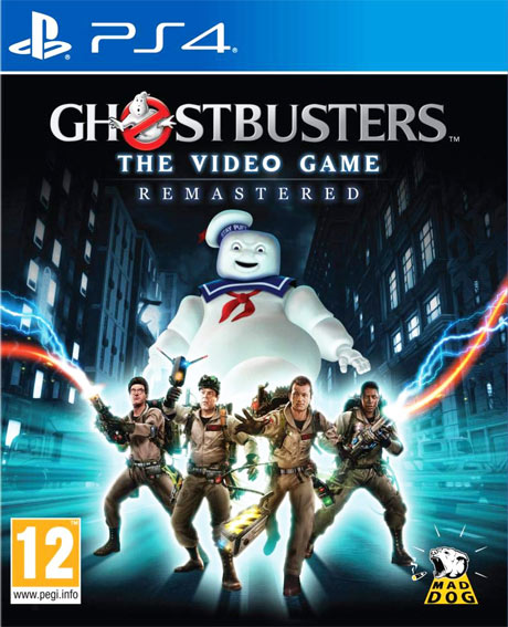 ghostbusters jeux video remastered PS4 Xbox 2019