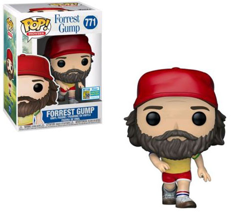 Forest gump funko pop exclusive collector limited edition
