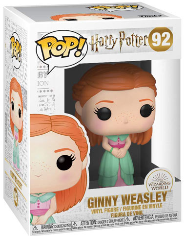 Funko Pop harry potter ginny collection 2019 nouveaute