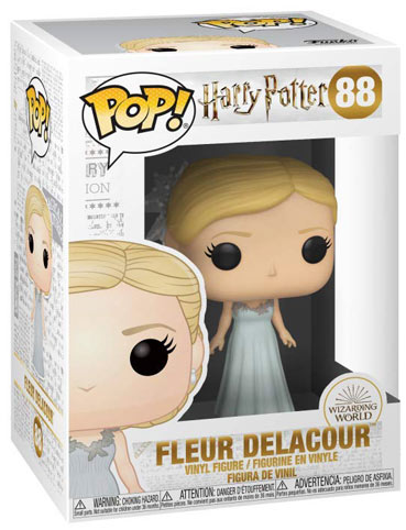Funko harry potter Fleur Delacour collection figurine 2019