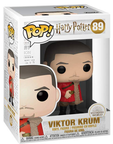 Funko pop harry potter Viktor Krum
