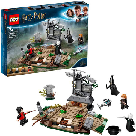 Lego Harry Potter Rise of Voldemort