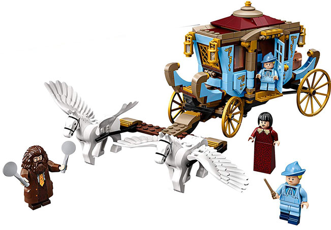 Lego beaubatons carriage 75958 Harry potter