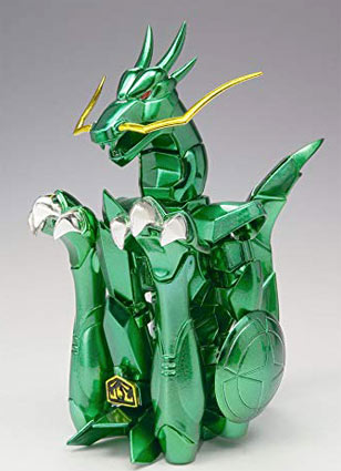 chevalier zodiaque dragon figurine myth cloth saint seiya