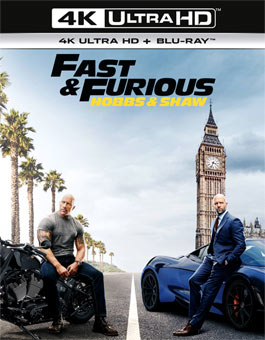4k bluray hobbs shaw