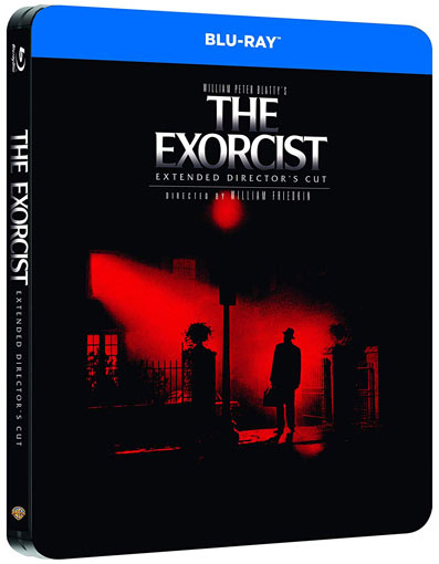 exorciste steelbook blu ray edition collector