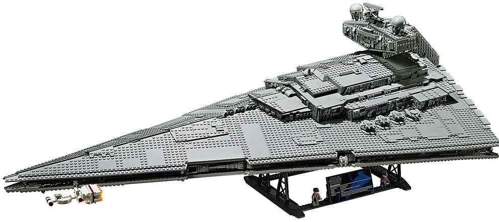 lego star wars ultimate collector series Star Destroyer 75252 achat vente