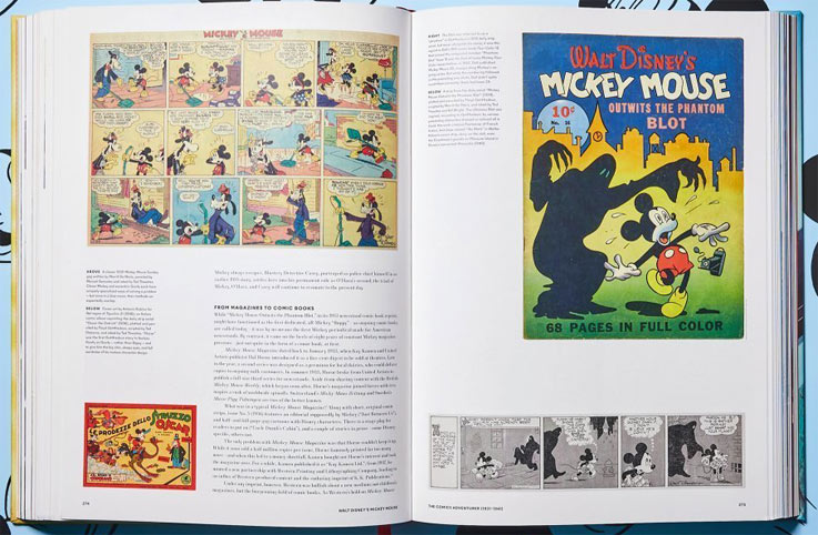 Livre-ultimate-story-Mickey-90th-Taschen