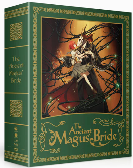 The Ancient Magus Bride coffret collector Blu ray DVD