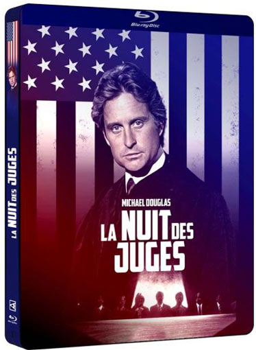 La nuit des juges steelbook bluray edition collector