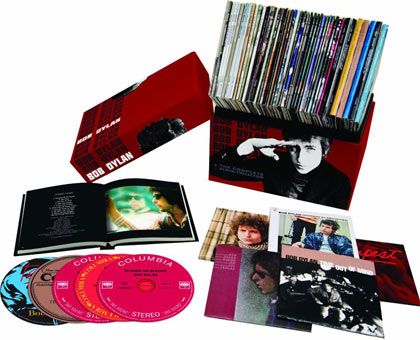 coffret bob dylan collector