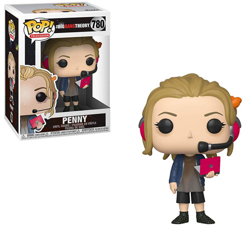 Funko pop Penny Big Bang Theory 2019