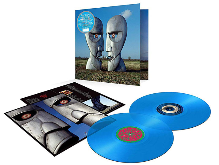 Pink Floyd division Bell edition collector 25th anniversary Vinyle LP
