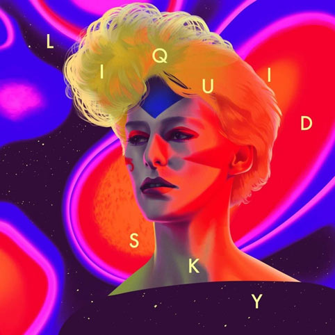 ost liquid sky edition mondo 2019 vinyle lp