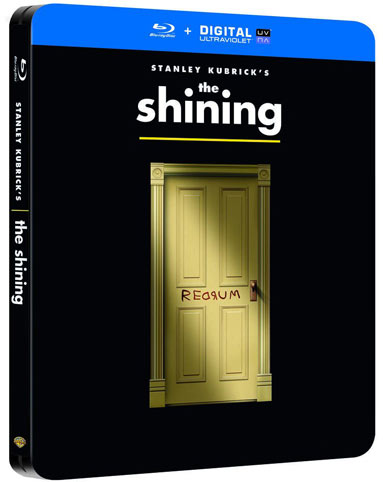 Shining steelbook edition limitee collector bluray dvd