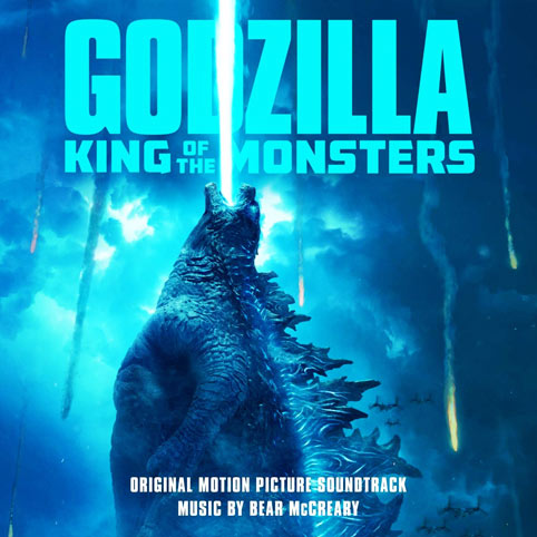 Godzilla 2 Bande originale OST Soundtrack CD