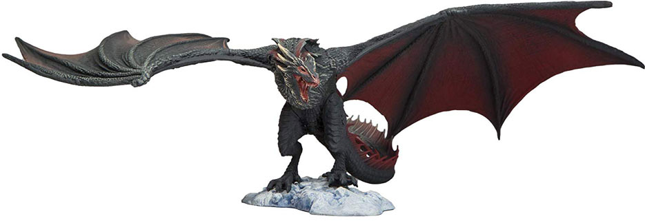 drogon mcfarlane toys figurines collector collection 2019