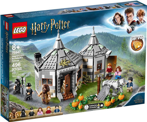 lego 2019 Collection harry potter