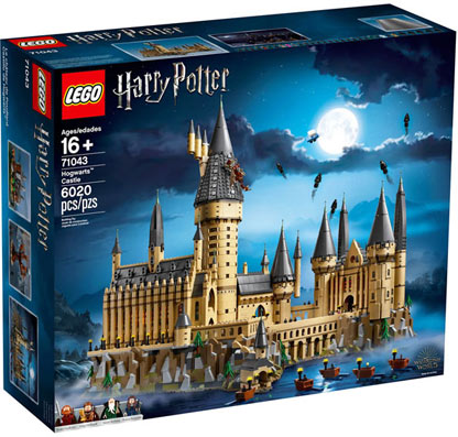 liste lego collector harry potter