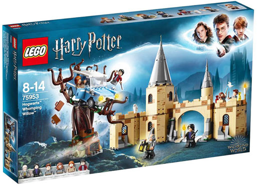 liste lego harry potter collection