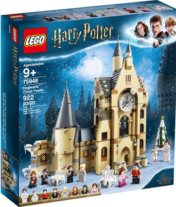 nouvelle collection LEGO harry potter