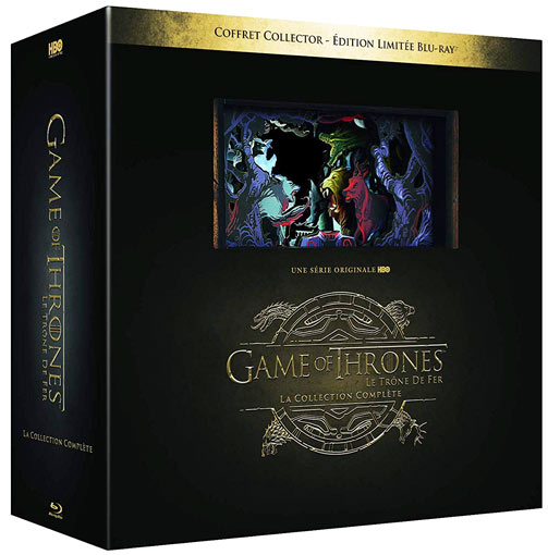 got coffret integrale collector