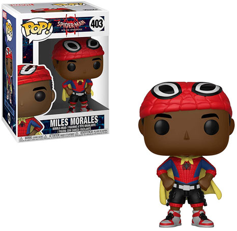 figurine-funko-Spider-man-spider-verse-new-generation-2018