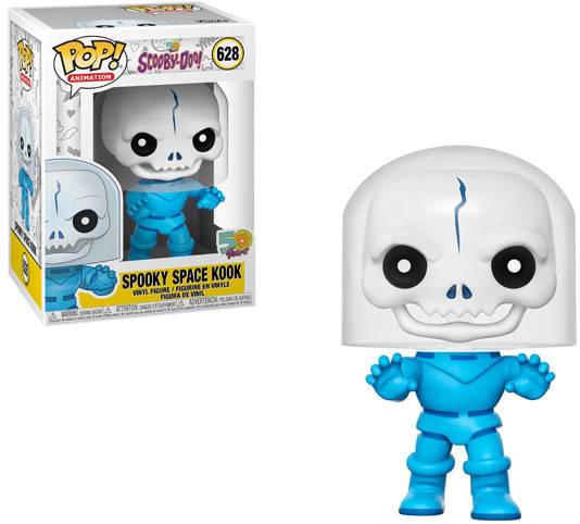 Figurine de collection funko pop scouby doo