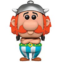 funko pop asterix obelix collector